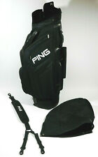 New listing Ping TrailBlazer Cart Golf Bag With 8-way Dividers Has Rain Cover