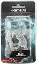 D&D 90087 Nightmare (Nolzur's Marvelous Miniatures) Demon Horse Steed WizKids