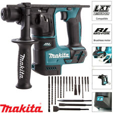 Makita DHR171Z 18V Cordless SDS+ Rotary Hammer Drill With D-21200 17pcs Acc Set
