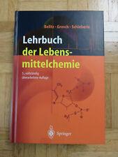 Lehrbuch der Lebensmittelchemie von Peter Schieberle, Werner Grosch und H.-D....