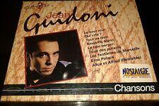 NEUF SCELLE INTROUVABLE COFFRET 2 CD CHANSONS DE JEAN GUIDONI