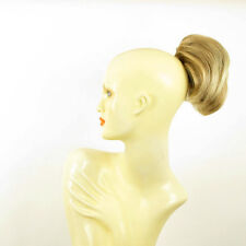Hairpiece ponytail short blond clear copper wick light blond 2/27t613 peruk