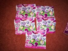 JOBLOT BUNDLE 5 x MY LITTLE PONY GACHA BLIND BAGS COMB & MIRROR FOR PONY party