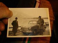 Photographie Voiture Lloyd Wagen Voiturette Mini car