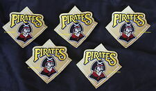 PITTSBURGH PIRATES PATCH COMBO - - PLAYOFF SPECIAL - 5 PATCH DEAL