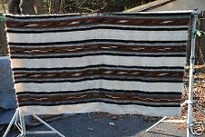 Large Antique Turkish Siirt Blanket, Angora Mohair, Circa 1930's, Exc. Condition