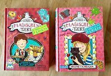2 Kinderbücher Schule der magischen Tiere: Endlich Ferien Band 3 + 4 - sehr gut