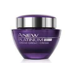 AVON Anew Platinum NIGHT Cream 50ml SPF25 - Brand New