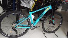 "Bicicletta BMC TE02 29"" - 2017 NUOVA - col. Celeste - taglia ""S"" - SLX-XT 2x11"