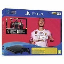 Sony PlayStation 4 1TB Consola - Negro fifa 20