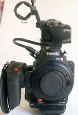 Canon C100 Mark II Digital Cinema Camera - MINT only 105 hours