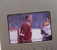 ROGER CROZIER Detroit Red Wings Buffalo Sabres Capitals ORIGINAL SLIDE 36