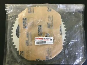 Yamaha Genuine Rear Sprocket Alloy 50T Tooth 17D-25450-50 YZ250 YZ450