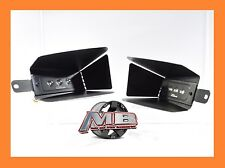 Plug & Play 14 15 Chevy Silverado 1500 LED Driving Bumper Clear Fog Lights 6000K