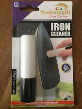 Iron Cleaner Removes Burned On Sticky Deposits Scorch Starch Marks Scorn Wipe