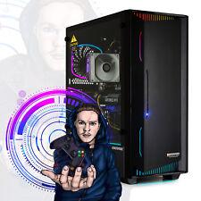 High End Gaming PC Intel-i5 10400 6x4,3 GHz Turbo Win10 M2 NVMe SSD WIFI 5 RGB