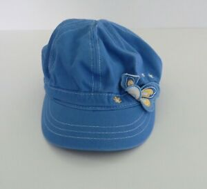The CHILDREN'S PLACE Size 18-24 Months Baseball Cap Hat Butterfly Elastic #18