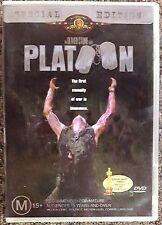 Platoon - Special Edition (Tom Berenger & Willem Dafoe) DVD (Region 4)