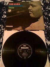 RAY BRYANT TRIO - CON ALMA LP / UK 1ST PRESS PHILLIPS BBL 7505 BILL LEE ROKER