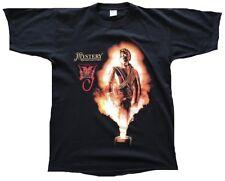 Rare Unworn Official History MICHAEL JACKSON Mystery Fresh Cool Magic T-Shirt L