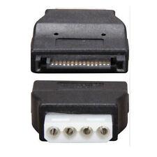 Okgear GC 154  SATA 15Pin (Male) to Molex 4Pin (Female) Conversion Adapter