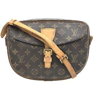 100% authentic Louis Vuitton Monogram Jeune Fille M51225 [Used] {04-226B}