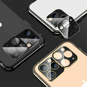 9H Camera Lens For iPhone 11 Pro Max Protector Tempered Glass Case Cover