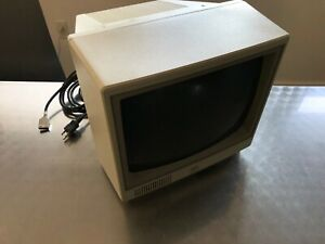 IBM PCjr Color Monitor, Tested and Working