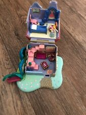 Vintage Disney Bluebird Polly Pocket Cinderella Stepmother's house 1995