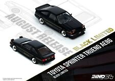 INNO64 1:64 Toyota Sprinter Trueno AE86 Lights Up