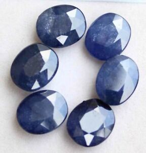 Natural Blue Sapphire Pear Cut Gemstone Loose Blue Sapphire Faceted Gemstone 3x5mm Top Quality Sapphire 10 Pieces Price Per Lot
