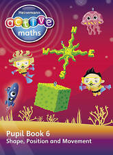 Heinemann Active Maths - Second Level - Beyond Number - Pupil Book 6  -...
