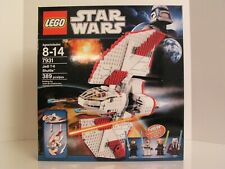 LEGO 7931 Star Wars, T-6 Jedi Shuttle, New and Factory Sealed