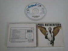 PAUL RUTHERFORD/OH WORLD(FOUR/BMG 260 350) CD ALBUM