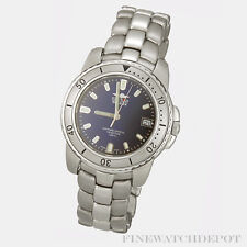 Authentic Sector Men's Stainless Steel Sapphire Sport Watch SNL255