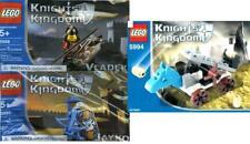 LEGO Knights Kingdom Castle 5998 Vladek + 5999 Jayko + 5994 Katapult