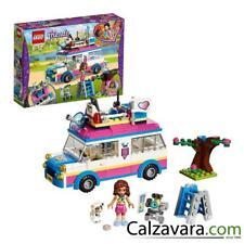 Lego 41333 - Friends - Il Veicolo Delle Missioni Di Olivia