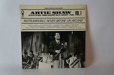 Artie Shaw and his Orchestra (1937-1938) Vol.1, Vinyl (18)