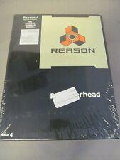 NEW Reason 4 Adapted UPGRADE from Propellarhead inc VAT