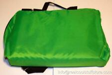 GREEN Pin Trader / Collector Bag - FREE Priority Shipping