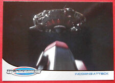 THUNDERBIRDS (The 2004 Movie) - Card#38 - Incoming Attack - Cards Inc 2004