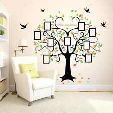 DIY Home Family Decor Tree Bird Removable Decal Room Wall Sticker Vinyl Art