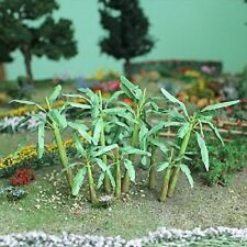 "MP Scenery Products 70120 - O Scale - Banana Trees 2-3/4"" Height, 3/pk"