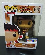 Funko POP! Street Fighter RYU #192 Toys R Us Exclusive In Hand and Ready to Ship
