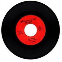 JJ BARNES Day Tripper / Don't Bring Me Bad News NORTHERN SOUL 45 (Ric Tic) 60s