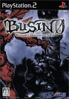 USED PS2 PlayStation 2 BUSIN φ Wizardry Alternative NEO 11209 JAPAN IMPORT