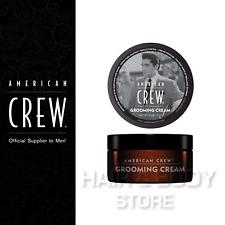 American Crew Grooming Crème 85 G Cire Fixation Forte Coiffante Très Brillant