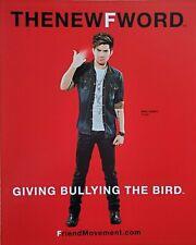 Adam Lambert - The Friend Movement (RARE!)