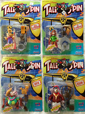 Disney's TALE SPIN, Collection of 4 Figures!!