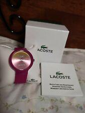 SUPER SALE! Authentic Lacoste GOA Watch